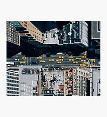 New York Taxi(s) Photographic Print
