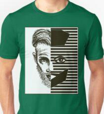 Fashionable guy Unisex T-Shirt