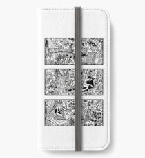 Intricate iPhone Wallet