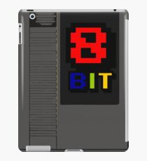 8bit 8 bit cartridge iPad Case/Skin