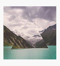 ∆ I Photographic Print