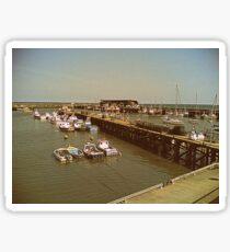 Bridlington Harbour Sticker