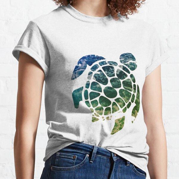 Meeresschildkröte Classic T-Shirt