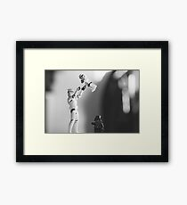 Star Wars Style Framed Print