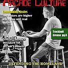 Arcade Culture Magazine - November 2013 by datagod
