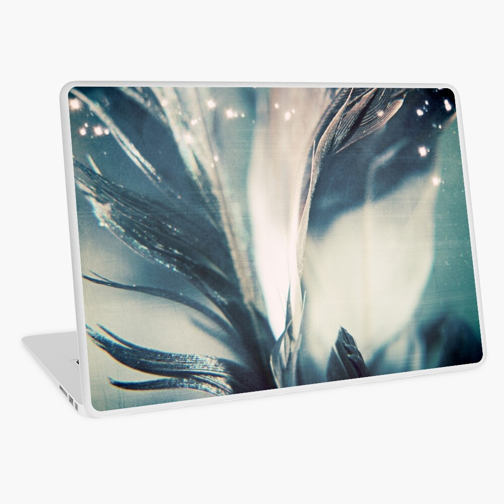 emotion: fulfillment Laptop Skin