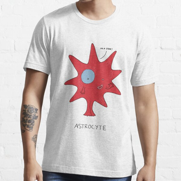 Astrocytes are stars! Essential T-Shirt