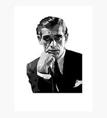 Boris Karloff Photographic Print