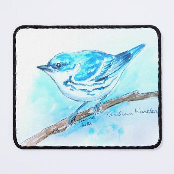 Cerulean warbler Mouse Pad