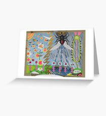 The 19th hole Greeting Card