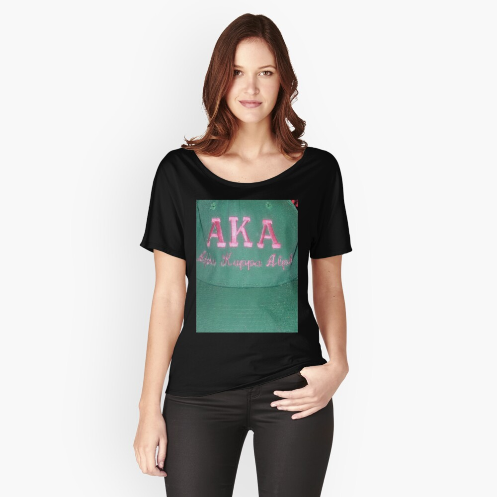 AKA Collection  Relaxed Fit T-Shirt
