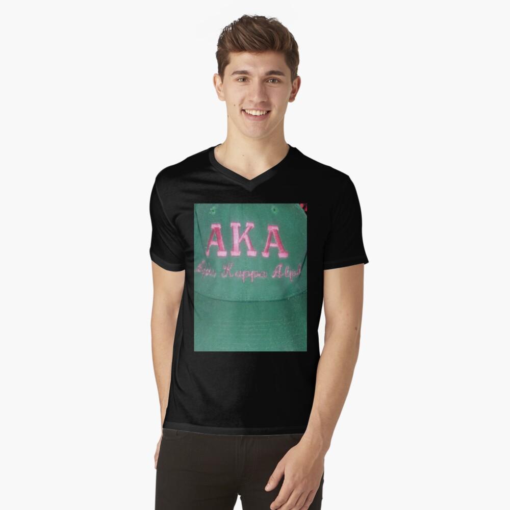 AKA Collection  V-Neck T-Shirt