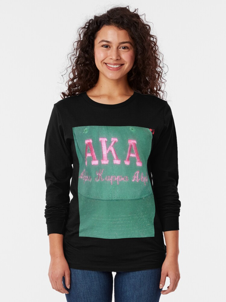 Alternate view of AKA Collection  Long Sleeve T-Shirt