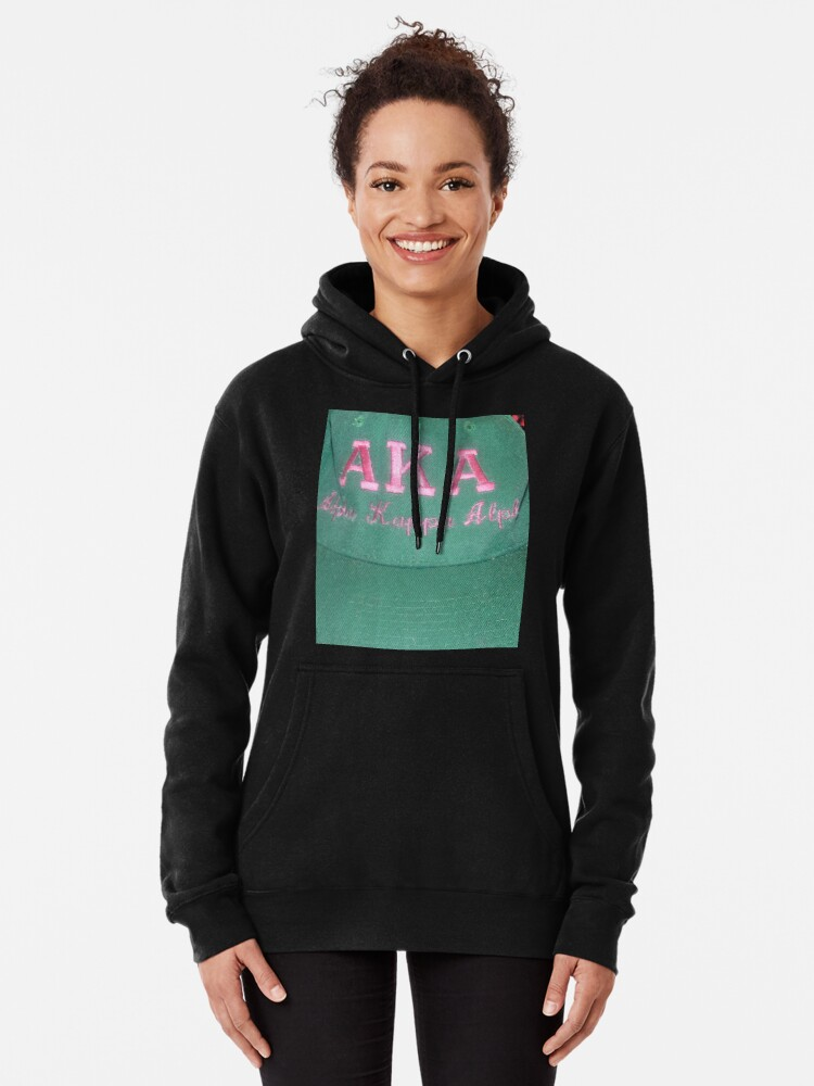 Alternate view of AKA Collection  Pullover Hoodie