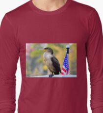 Cormorant Long Sleeve T-Shirt