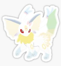 Mega Eevee Sticker