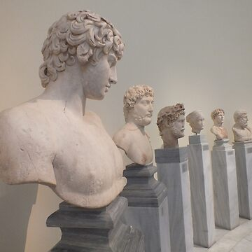 Hellenistic busts by LeaGerard