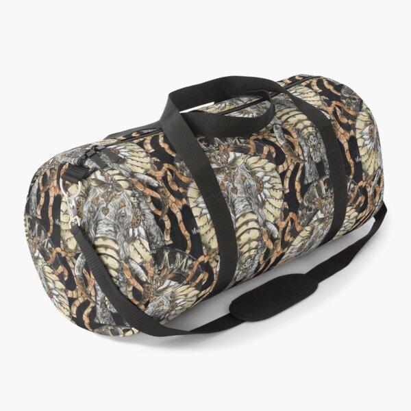 Steampunk Elephant (the World Tarot) Duffle Bag