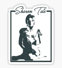 Sharon Tate Sticker