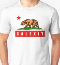 CalExit Independence For California Unisex T-Shirt