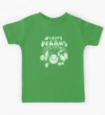 Night of the Vegans Kids Clothes