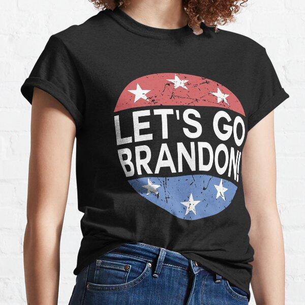 Let's Go Brandon ! Funny FJB 2021  Classic T-Shirt