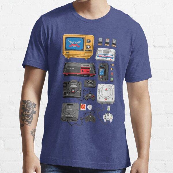 L'histoire de SErvice GAme T-shirt essentiel