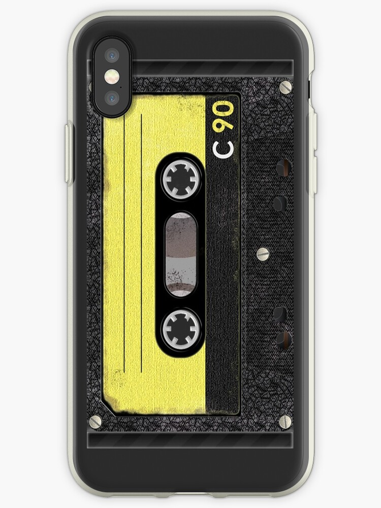Old School Cassette by artvia