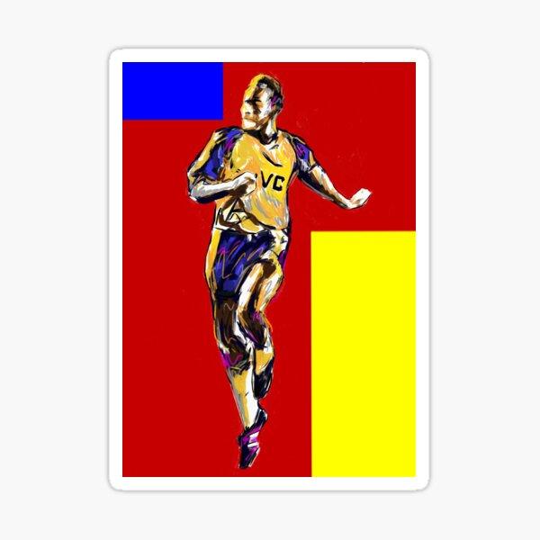 Michael Thomas - Fever Pitch Sticker