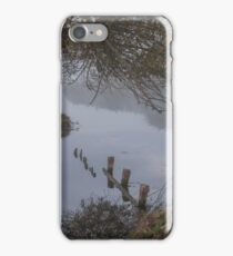 Early morning in Constable country iPhone Case/Skin