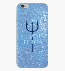 Vinilo o funda para iPhone Equipo Percy