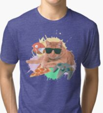 Welcome To The Internet Tri-blend T-Shirt