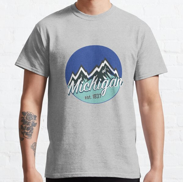 Michigan 1 Classic T-Shirt