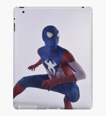 Captain SpiderMan - DavidMenziesCosplay iPad Case/Skin