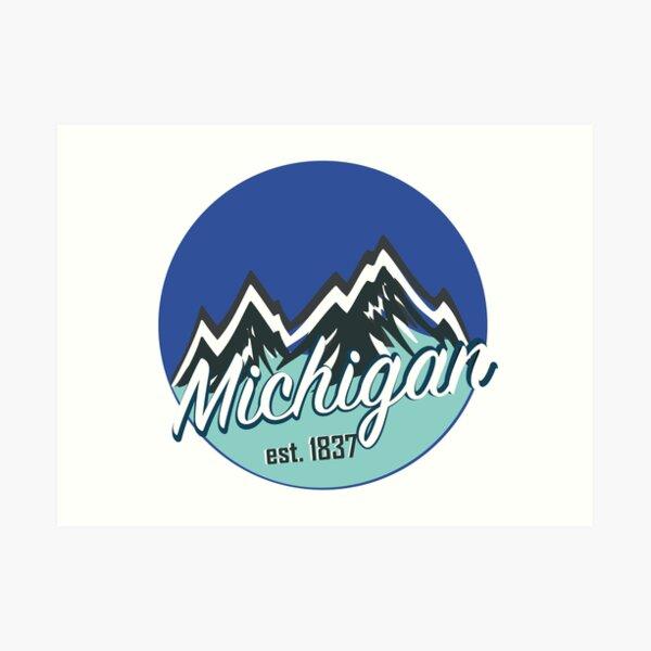 Michigan 1 Art Print