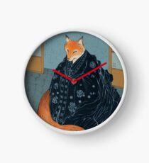 The Fox's Wedding Clock