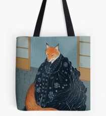 The Fox's Wedding Tote Bag