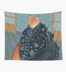 The Fox's Wedding Wall Tapestry
