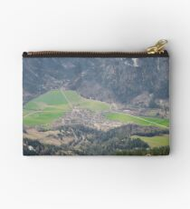 Pastoral Green Studio Pouch