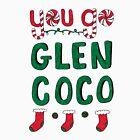 Sie gehen Glen Coco von Caites