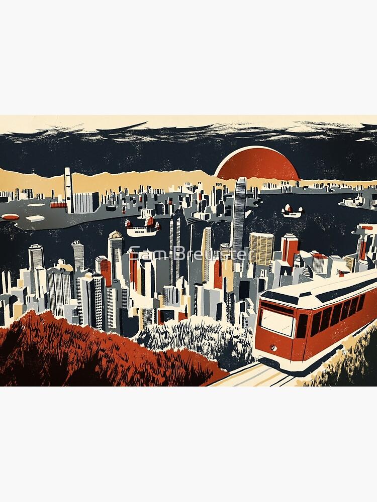 Hong Kong by sambrewster