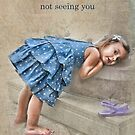 """So tired of not seeing you"" ~ Greeting Cards Plus More! by Susan Werby"