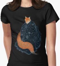 The Fox's Wedding Women's Fitted T-Shirt