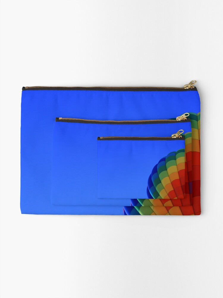 Alternate view of Up Zipper Pouch