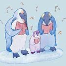 Penguin carols by pokegirl93