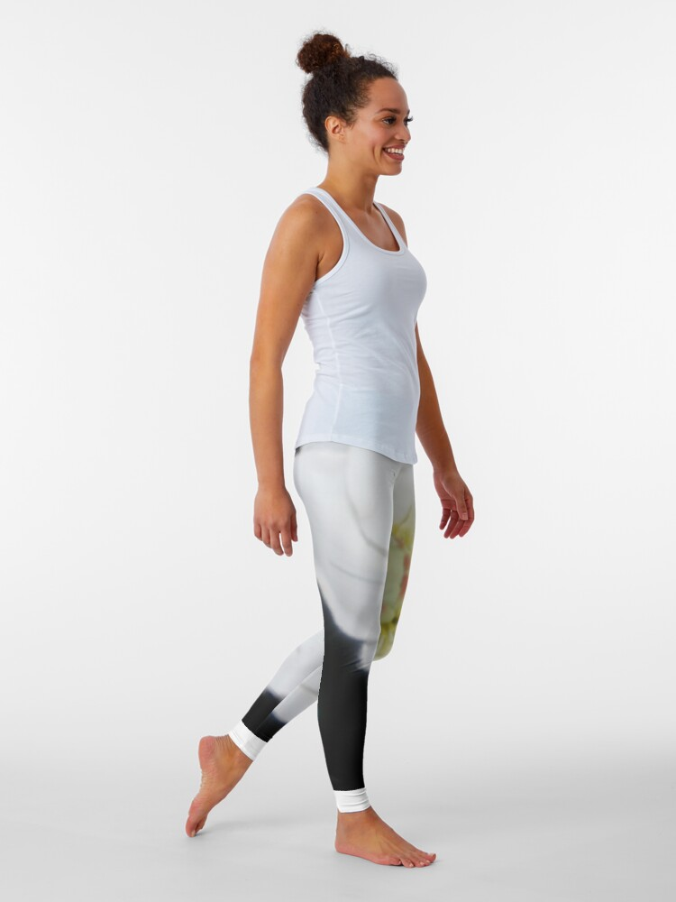 Alternate view of Cascading Bloom  Leggings
