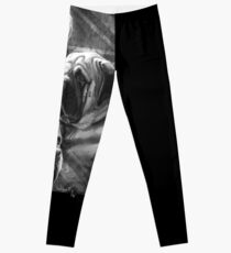 English Mastiffs Leggings