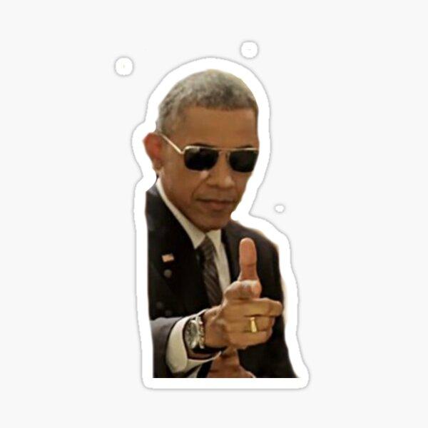 Obama Sticker