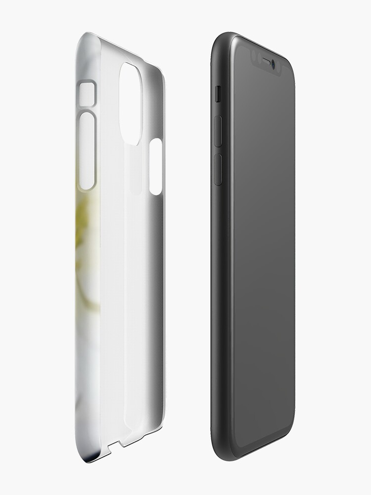 Alternate view of Cascading Bloom  iPhone Case & Cover