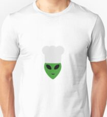 Alien cook with hat T-Shirt
